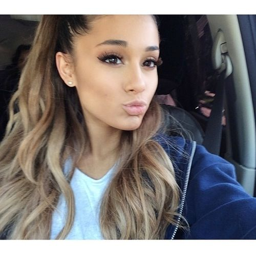 ariana grande eyebrows - Google Search