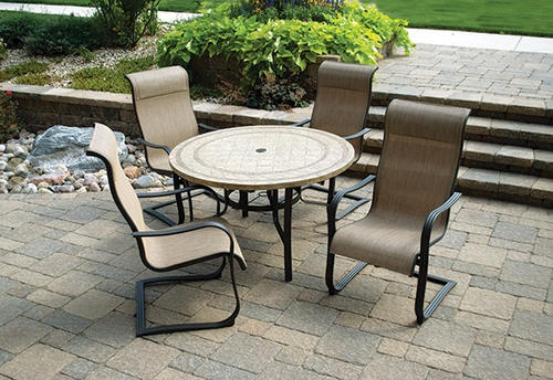 Manchester Dining Collection 5 Piece Set At Menards
