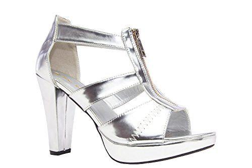 Sandalen Reissverschluss Soft Silber - http://on-line-kaufen.de/andres-machado/44-eu-andres-machado-am5072-sandalen-soft-silber-4