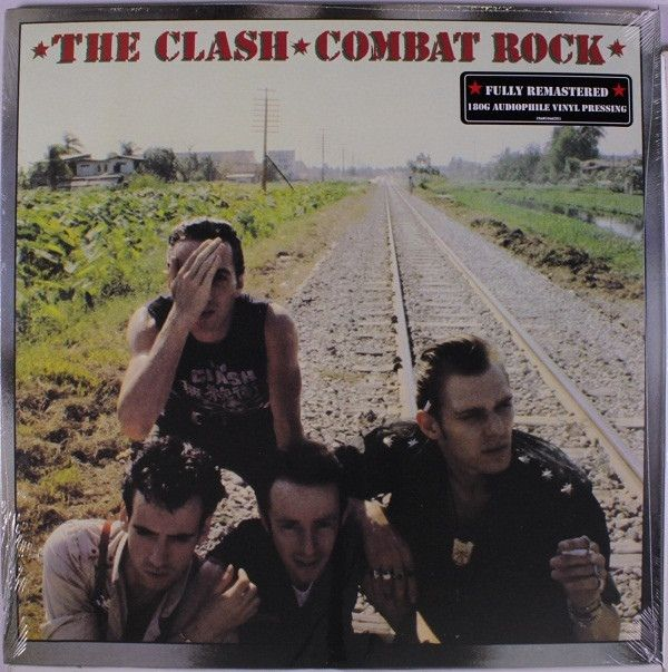 Clash - Combat Rock (LP)
