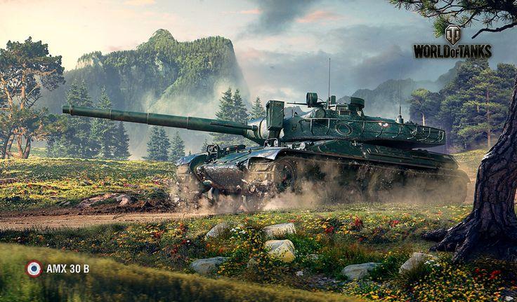 WoT AMX 30 B