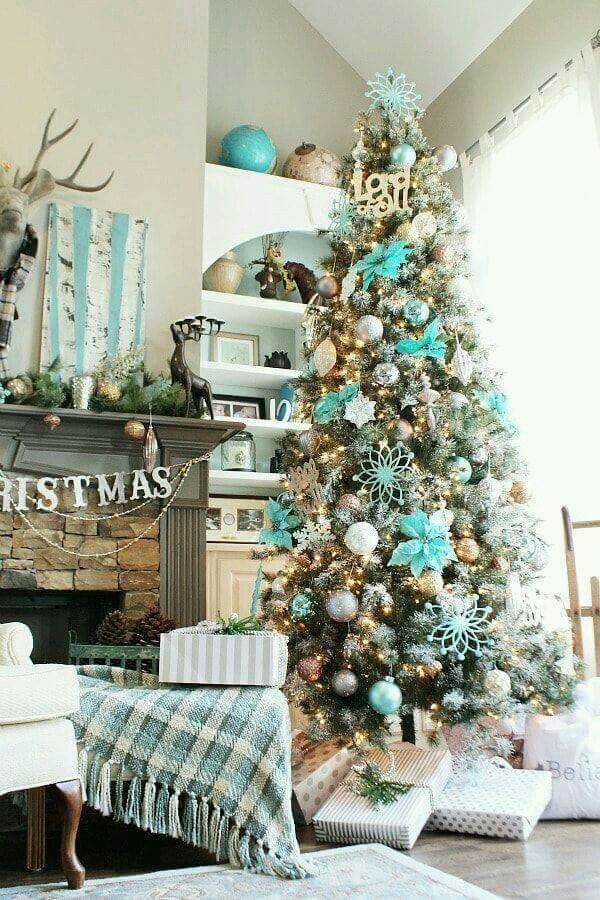 172 best navidad images on Pinterest Christmas decor, Xmas and - southern living christmas decorations