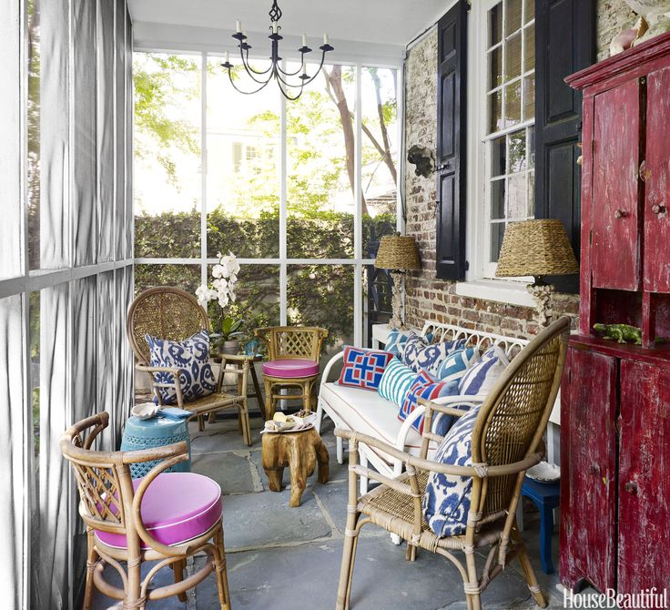 17 Great Small Porch Design Ideas: 42 Best Beautiful Clutter Images On Pinterest