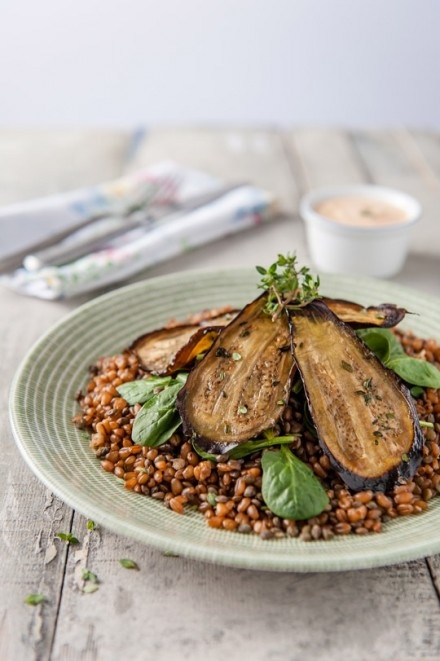 ... | Wheat Berries | Pinterest | Dressing, Lentil salad and Berries