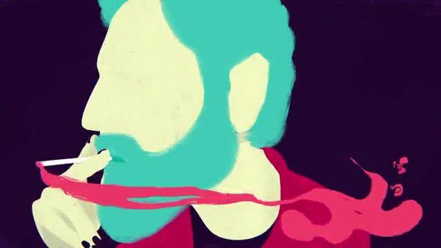 Design | Animation | Nerdo Music | Foley | Sound design | Guido Smider | Michele Caiati