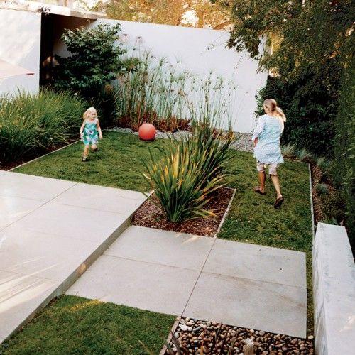 Modern Backyards: 76 Best Mid Century Modern Landscaping Images On Pinterest