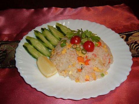 カーオ パットシヤー・トムヤムクン・ポーチャナー - 上野/タイ料理