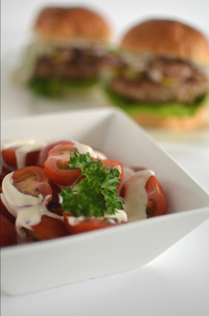 Simple Tomato Salad | Recipes | The Windmill Bakery