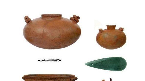 Sarà esposto a Taranto pregiato corredo funebre del 6500 a.c