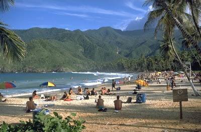 Playa Choroní Venezuela, Choroní Beach, Playas Mas Lindas