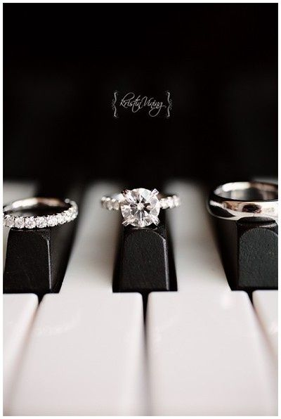 could be really cool on the baby grand that is right inside BBPC Wedding Photo || Colin Cowie Weddings