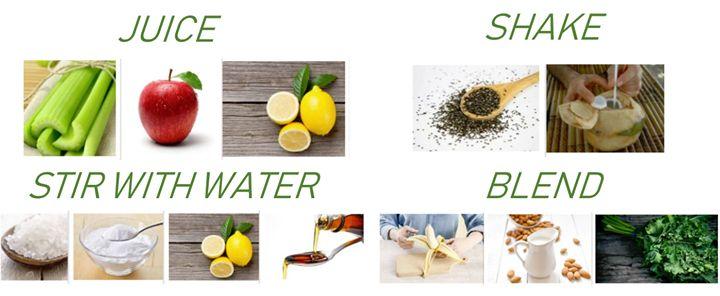 Electrolyte drinks baking soda and lemon baking soda