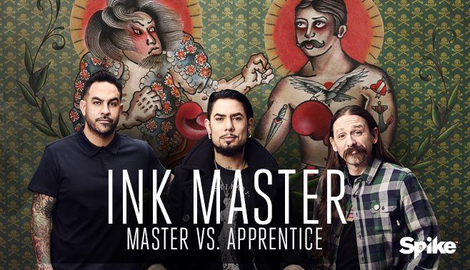 Ink Master: Master vs. Apprentice (Season 6)