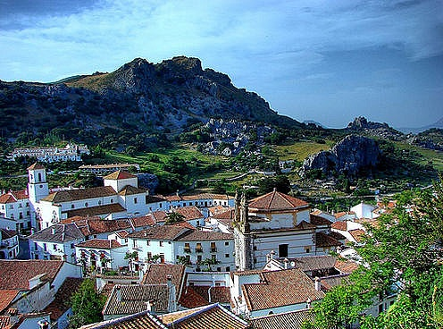 Grazalema ... Andalucia, southern Spain