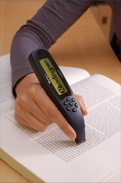 ReadingPen for help with dyslexia