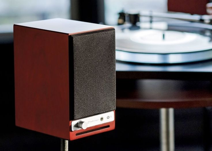The Audioengine HD3 Wireless Music System Is Only Small in Size