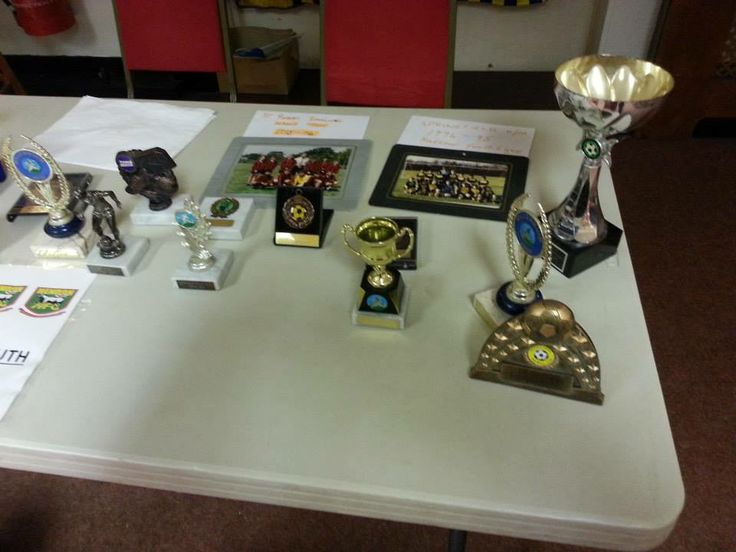 More trophies won by Springfield Youth.