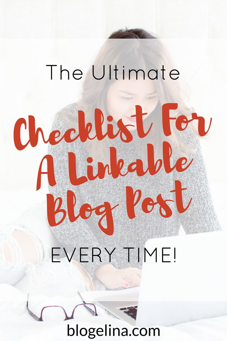 Are you a blogger or infopreneur who wants to create blog content that is highly linkable, by others? This post provides you the steps needed to ensure your post is linkable. Click through to read the entire post!