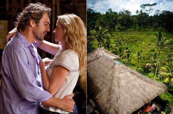 Viagens românticas de cinema para fazer na vida real