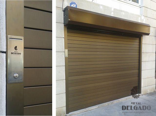 Puertas Garaje Tenerife