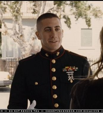 Jake gyllenhaal, Dress blues and Blue on Pinterest
