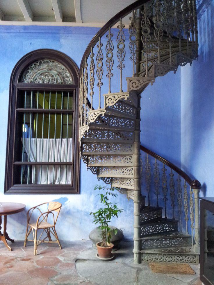 the blue house penang