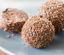 Cocoa Crunch Bliss Balls