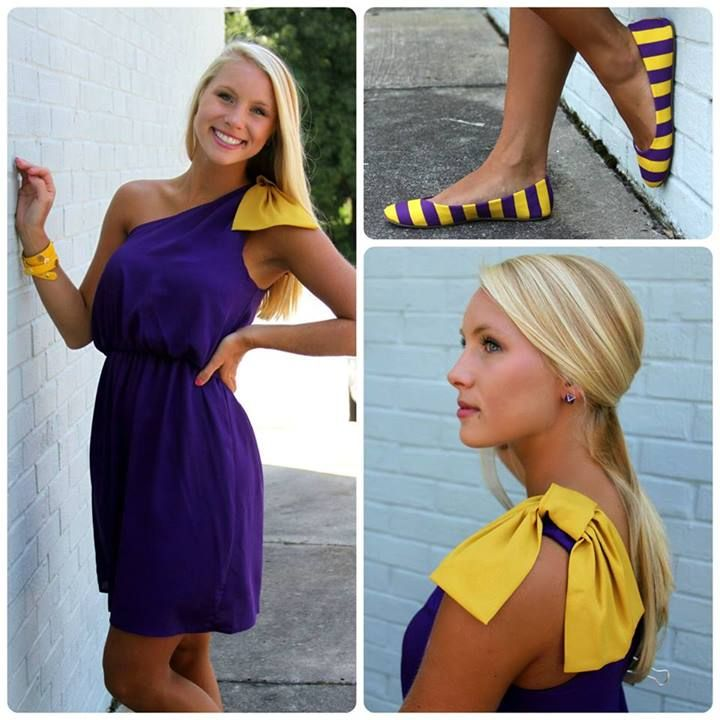I absolutely love this outfit for ECU game day <3