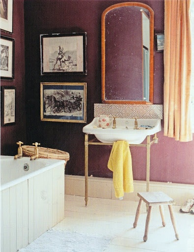Antique Silver Bath Accessories: 1000+ Images About Bathroom Silver And Purple On Pinterest