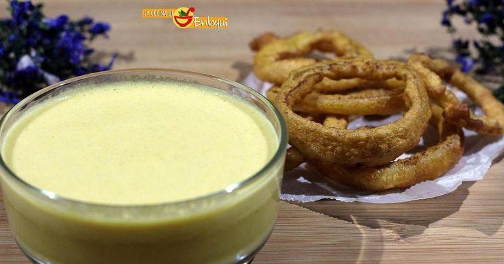 ¿Conoces la pasta orly? Es una masa para rebozar, por ejemplo, los aros de cebolla, entre otros. Te enseñan a prepararla desde el blog LA COCINA DE ENLOQUI.