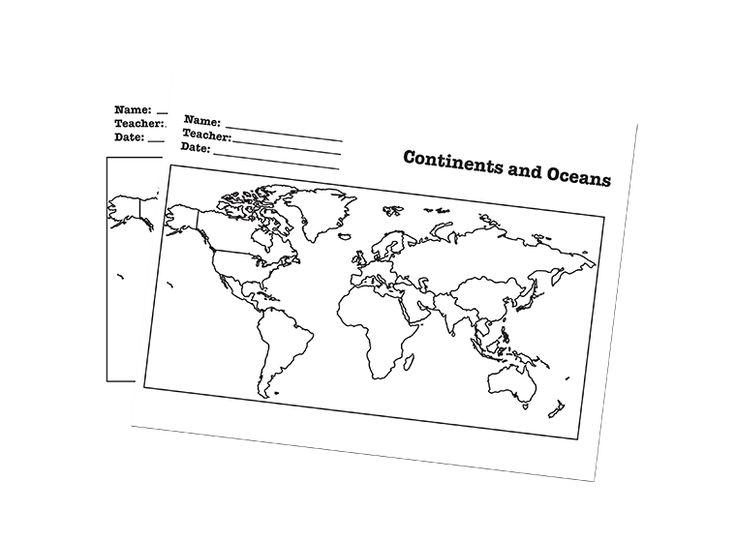 1000  ideas about Oceans Of The World on Pinterest | Continents ...