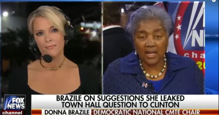 Donna Brazile Tells A Big Fat Lie And Gets Caught And Humiliated (VIDEO)