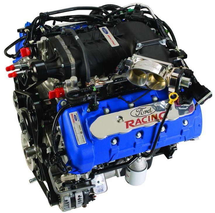 ... Australia ~ Ford Racing Motors ~ Ford Racing Crate Motor Photo 1