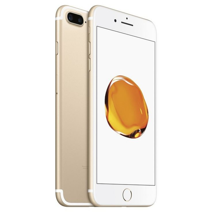 Unlocked iPhone 7 Plus 256GB Cell Phone - Gold
