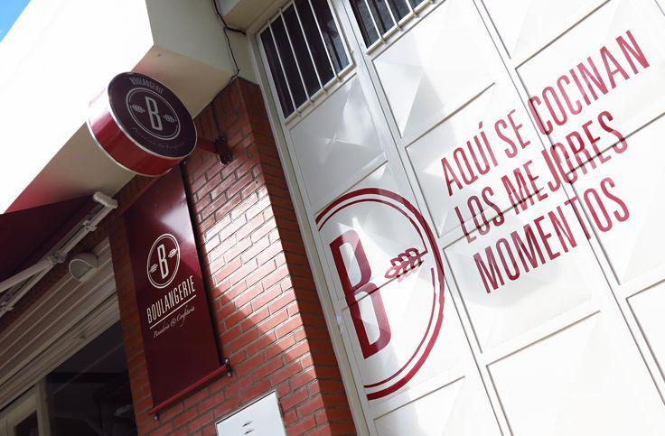Exterior local Boulangerie