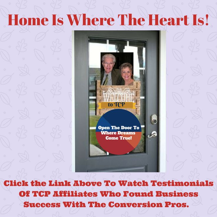 Need to feel all the bases are covered, want to be completely satisfied that you are in the right place at the right time? Watch this video to see what these professional marketers have to say: http://tcpros.co/VwLwQ