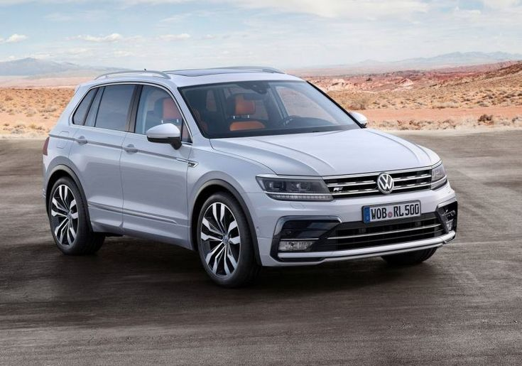2017 Volkswagen Tiguan come with the three different engine options, such as petrol, diesel, and a hybrid engine...VW Tiguan release date is expected to be