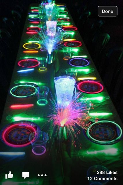 light up party