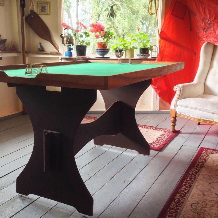 Mahogany Tabletop for Subbuteo