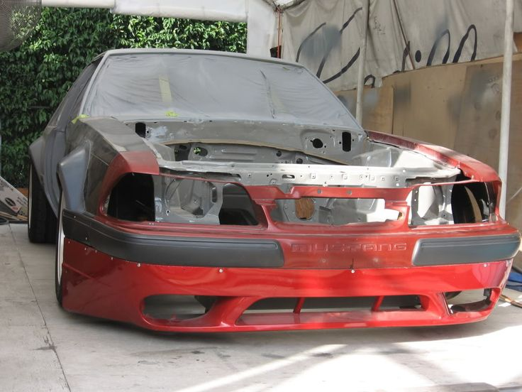 fox body mustang build - Google Search