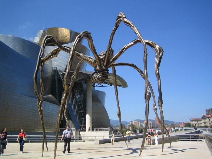 GUGGENHEIM MUSEUM, BILBAO SPAIN | See More in Real WoWz