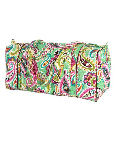 Another great find on #zulily! Tutti Frutti Small Duffel #zulilyfinds