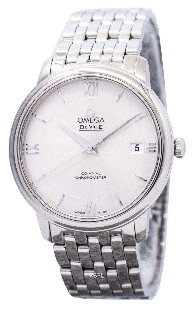 Omega De Ville Prestige Co-Axial Chronometer 424.10.37.20.02.001 montre homme