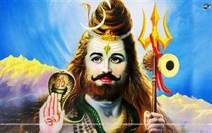 Lord Shiva HD Wallpaper #36