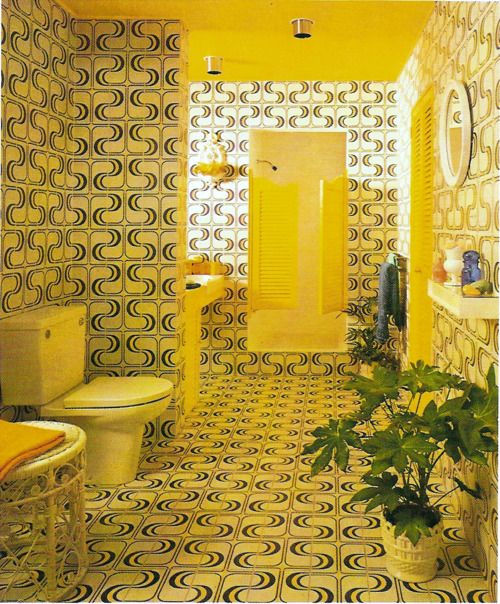 Find This Pin And More On Yellow Bathrooms.