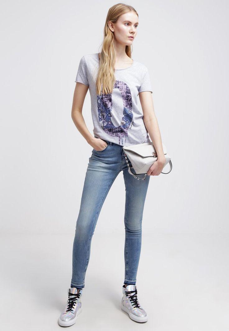 BOSS Orange LIAMY Jean slim medium blue prix Jeans Femme Zalando 180.00 €