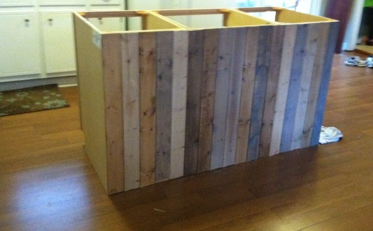 Diy kitchen island with storage and seating kitchen for Building a kitchen island with seating