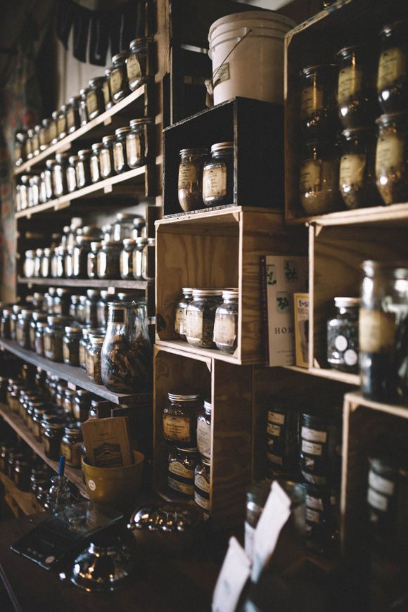 Herbalism, Inspiration & More At Villagers, Asheville | Free People Blog #freepeople