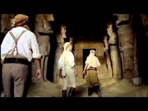 Egypt - Chrám Ramesse velikého HQ CZ - YouTube