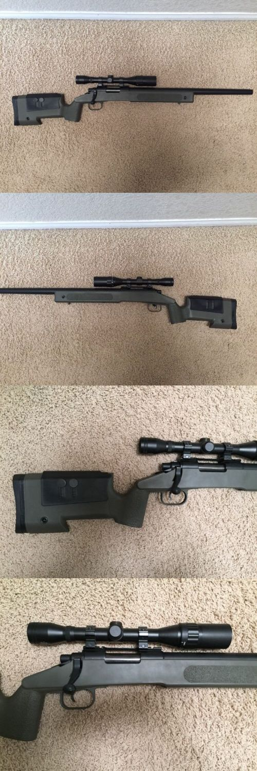 Rifle 62122: Fully Upgraded Pdi Vsr-10 M40a3 Airsoft Sniper Rifle -> BUY IT NOW ONLY: $650 on eBay!
